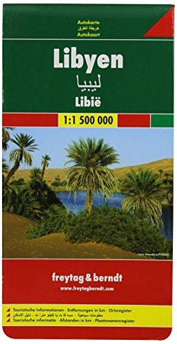 Libya (Road Maps) (English and German Edition)
