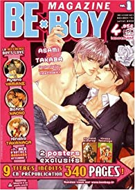 Be X Boy Magazine, Tome 1 par Nase Yamato