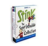 Best Books For 7 Year Old Boys - Stink: The Super-Incredible Collection: Books 1-3 Review