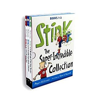 Stink: The Super-Incredible Collection: Books 1-3