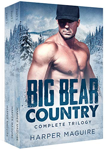 Pdf Thriller Big Bear Country: Complete Trilogy