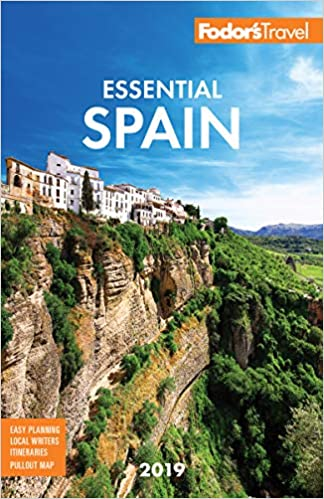 The Fodor's Essential Spain 2019 by Fodor's Travel Guides travel product recommended by Gregor on Lifney.