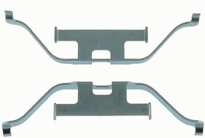 Carlson 13572 Rear Disc Brake Hardware Kit