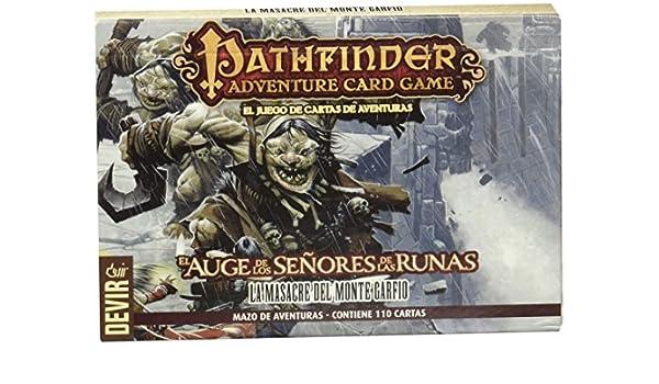 Amazon.com: Devir – Pathfinder Deck 3: The Massacre of Mount ...