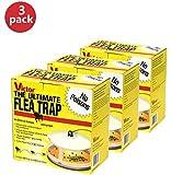 Victor M230 Ultimate Flea Trap (3 Pack)