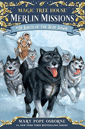 Balto Magic House Merlin Mission product image
