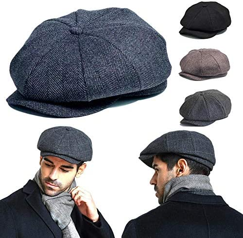 Ladies trendy fashion flat cap hat Peaky Blinders country sparkle Baker boy NEW