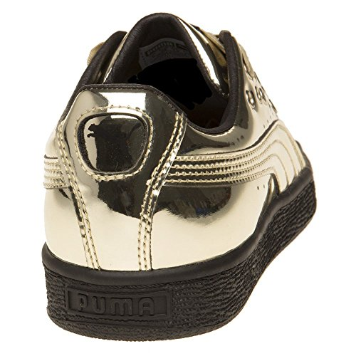 Baskets Basket Xl Lace Puma Metallic Mode Femme z1RqqSvg