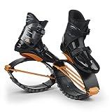 Kangoo Jumps XR3 Model (Black & Orange, Medium)