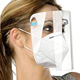 salipt Face Shields Set with 12 Replaceable Anti