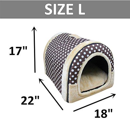 DK Non Slip 3 Size Spotty Medium