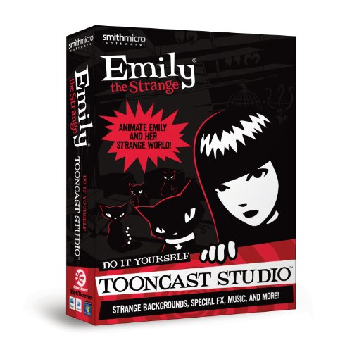Emily the Strange Tooncast Studio