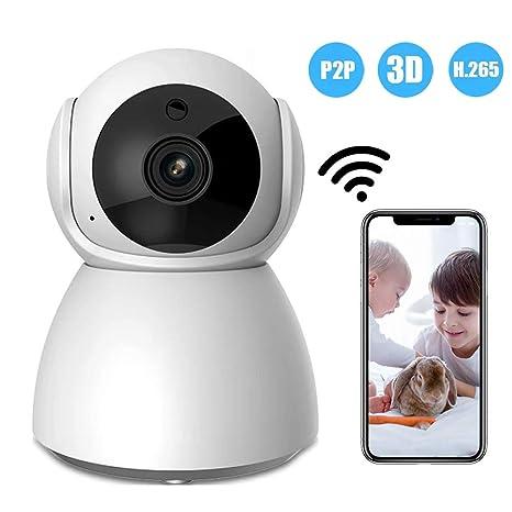 1080P WiFi Cámara Full HD Remote Motion Detect Alert Audio ...