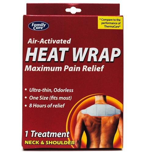 - Family Care Air Activated Heat Wrap