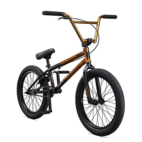 Mongoose Legion L80 Boy's Freestyle BMX Bike, 20-Inch Wheels, - Micro Bmx Drive