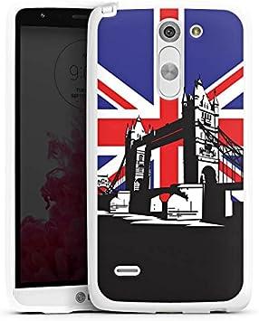 LG G2 Lite Carcasa, Londres Gran Bretaña Puente de la torre ...