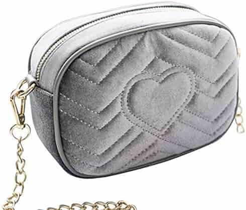 eac8b67f7666 Shopping Greys - Suede - Crossbody Bags - Handbags & Wallets - Women ...