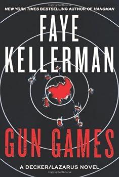 Gun Games 0062064320 Book Cover