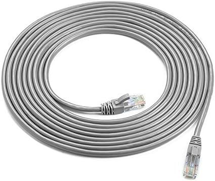 Premium 150ft Cat5E Certified Light Grey Bulk Cable Solid core