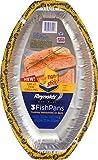 reynolds baking pans - Reynolds Non-Stick Fish Pan, 3 ct