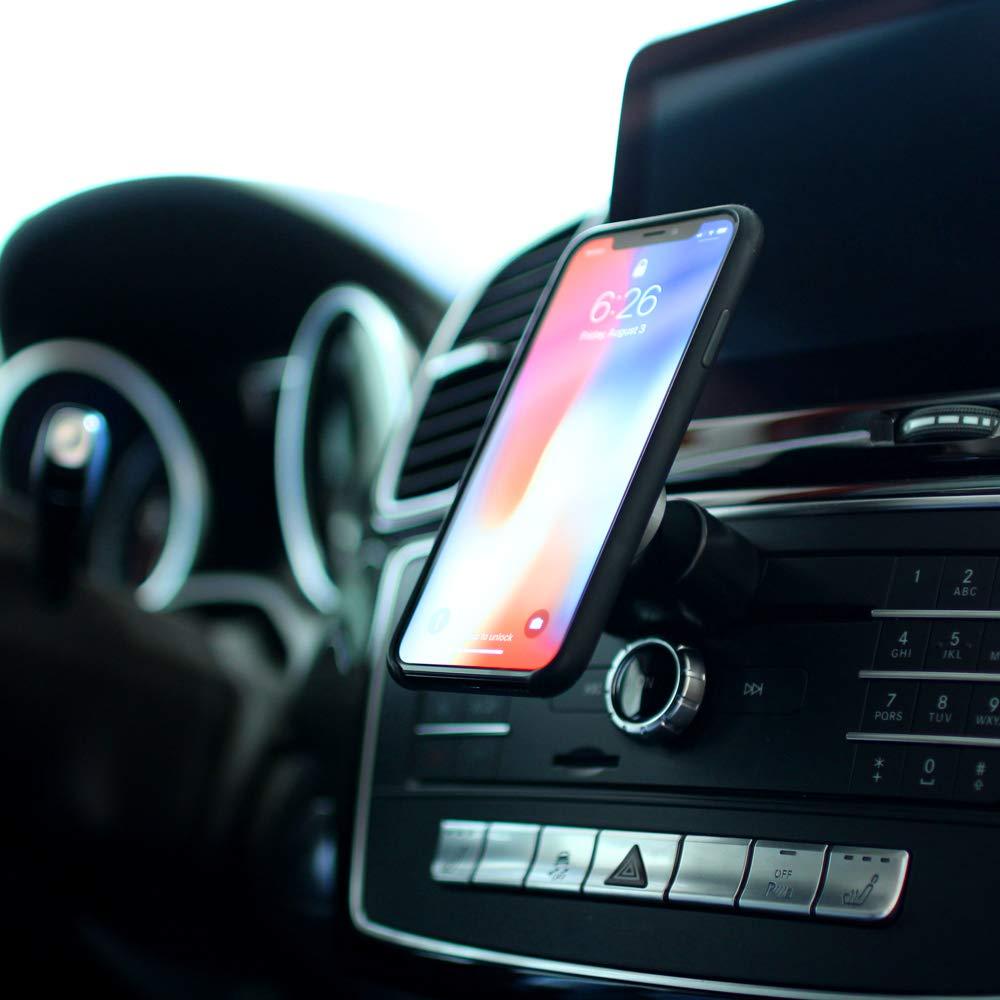 Koomus Urban-CD Smartphone Magnetic Car Mount for CD Slot by Koomus (Image #3)