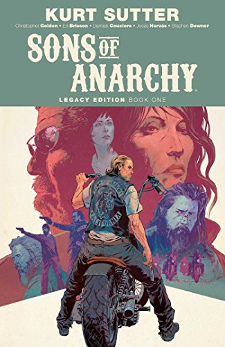 Pdf Graphic Novels Sons of Anarchy Legacy Edition Book One