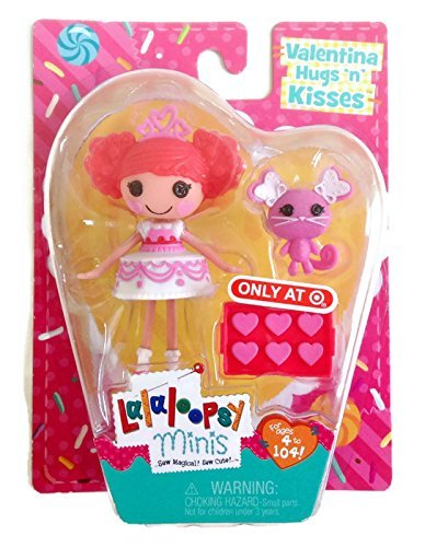 Amazon Com Lalaloopsy Minis 2015 Valentines Day Target Exclusive