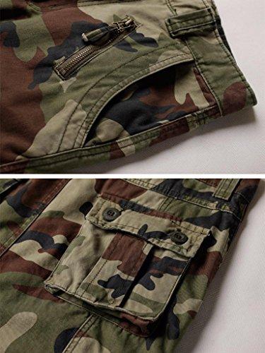 Must Camo Homme Battlefield Way Cargo Pantalon vqvrX