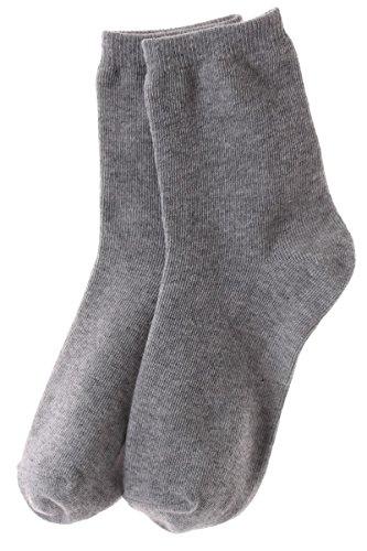 協定アラブ人したがって靴下 ソックス 白 黒 ショート シンプル 無地 クルー丈 フットウェア