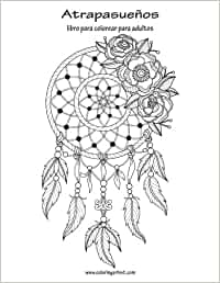 Atrapasueños libro para colorear para adultos 1: Volume 1