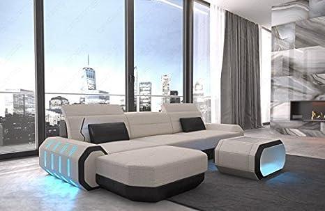 Stoffa divano sofà in tessuto divano imbottito roma l forma tessuto