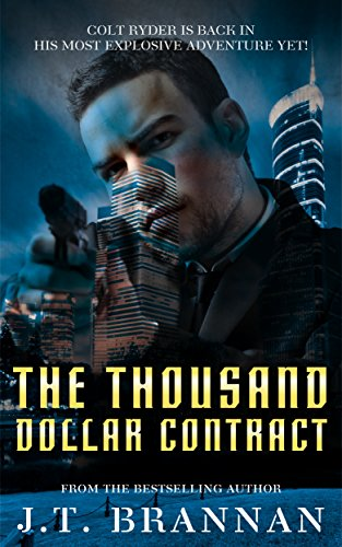 book cover of The Thousand Dollar Contract