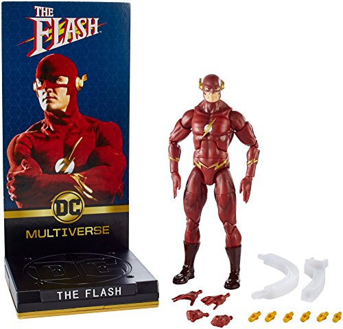 DC Comics Multiverse Signature Collection The Flash The Flash Figure -