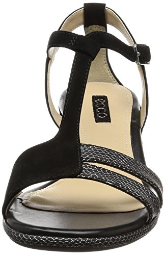 Ecco II Black 51052black Schwarz Sandalias Ecco Rivas 45 Mujer rvFv8tqw