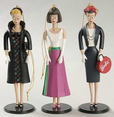 vintage barbie decor - 8