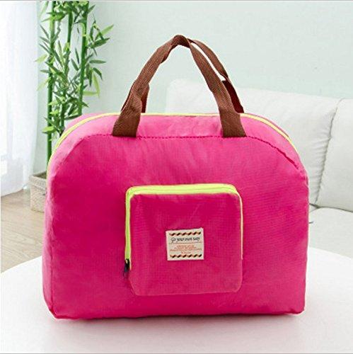 sac Wa pliable articles rouge provisions ont en sacs augmenté Da les ménagers à toile B7RxpqA
