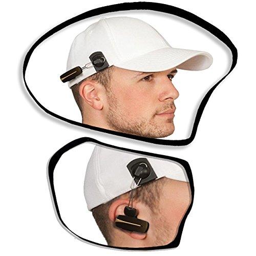 B-Tech Hat Mounted Bluetooth Earpiece