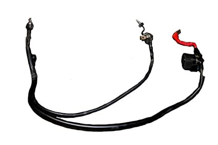 image unavailable  image not available for  color: 2004 2005 yamaha yfz450  starter solenoid relay assembly battery wiring harness