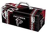 NFL Atlanta Falcons Full-Print Tool Box