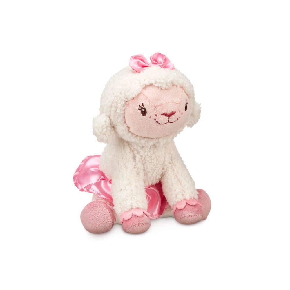 """Disney Jr. Doc McStuffins Lambie 7"""" Plush"""