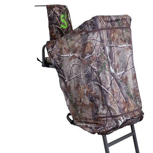 Summit Treestands SU85262 Solo Deluxe Ladder Blind