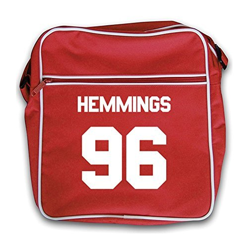Flight Hemmings 96 Hemmings Black 96 Red Retro Bag 6pqIxw5