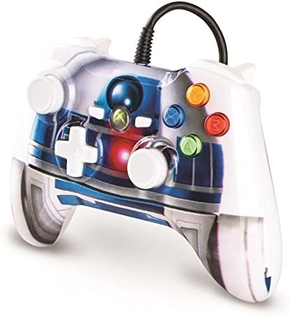 Star Wars R2-D2 Official Xbox 360 Licensed Controller (Xbox 360 ...