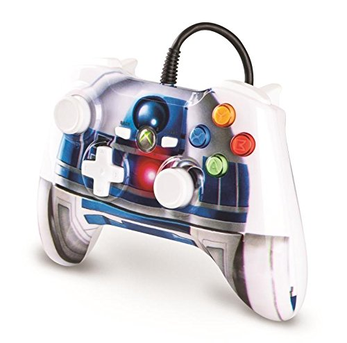 Disney Star Wars Wired Controller for XBOX360 (Xbox 360 Starwars Controller)