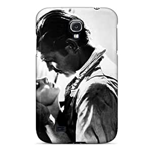 High-quality Durable Protection Case For Galaxy S4(rhet Butler And Scarlet O'harra)