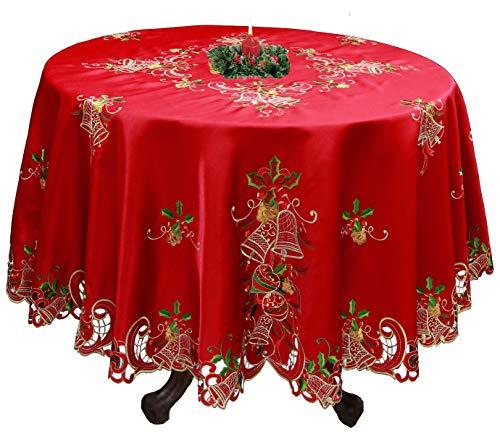 day Christmas Tablecloth 86