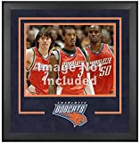 Charlotte Bobcats Deluxe 16'' x 20'' Frame - Fanatics Authentic Certified - NBA Other Display Cases