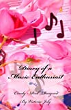 Diary of a Music Enthusiast: Diary/Notebook/journal/secrets/present/music Lover - Original Design 4 - Candy-pink