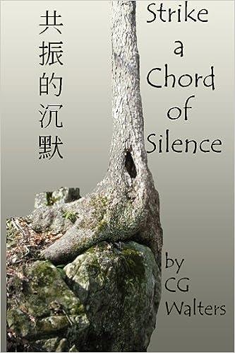 Strike A Chord Of Silence Cg Walters 9780977427123 Amazon Books