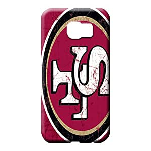 samsung galaxy s6 phone carrying covers PC Dirtshock Perfect Design san francisco 49ers nfl football